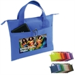 Brand Gear™ Bermuda™ Briefcase - Sleek briefcase tote.