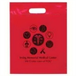 Die Cut Handle Bag-12 X 15 X 3 - Plastic Bag