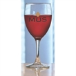 """Nuance Wine Glass - 6.812"""" high 8.5-ounce Nuance wine glass. Made in the USA."""