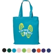 Pedestrian Tote - Basic lightweight tote bag made of all natural 100% cotton (6 oz. Cotton Canvas sheeting).