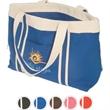 Eco-Responsible (TM) Newport Tote - 10 oz. Cotton - 10 ounce natural cotton tote bag, Eco-Responsible (TM) product.