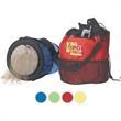 Sand Bag Duffel - 600 denier polyester duffel bag with drawstring closure