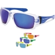 Big Burrito Sunglasses - Big burrito sunglasses. Rugged construction with snaplock temples with 400 UV protection.