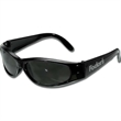 Big Cat Sunglasses - Big cat sunglasses. Features 400 UV protection and sturdy wrap around design. Available in black only. Ultra cool.