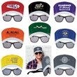 Slugger Shades - Novelty slugger shades with 100 percent UV protection and shatter-resistant lenses