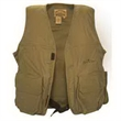 Bird'n Lite Upland Pack Vest - Hunting vest with two triple compartment cargo pockets.