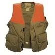 Bird'n Lite Upland Vest - Full cut hunting vest with license tab on upper back.