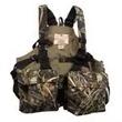 Bird'n Lite Upland Strap Vest - Strap vest with lanyard, hook and loop closure.