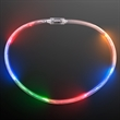Light Up Flashing Multicolor Tube Necklaces