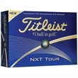 Titleist (R) NXT (R) Tour - Titleist (R) NXT (R) Tour golf balls have outstanding distance and consistent flight.