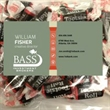 Business Card Magnet w/Large Bag of Tootsie Rolls - Business Card Magnet w/Large Bag of Tootsie Rolls