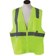 ANSI Safety Vest - Safety vest with reflective stripes.