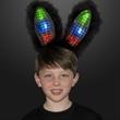 Light up bunny ears headband