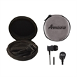 Harmonic Ear Buds with Ultra Travel case