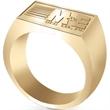 Custom shape ring - Custom shape ring