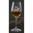 "Degustazione White Wine Glass - 8"" tall 12-ounce Degustazione white wine glass designed and manufactured in Germany."