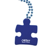 Puzzle Piece Medallion Beads