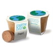Earth Day Mini Planting Kit: 15 Stock Designs Available