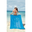 "Turkish Signature (TM) Heavyweight Beach Towel - Heavyweight beach towel with double sheared velour finish, 40"" x 70"""