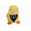 "7"" Duckling with bandana and one color imprint - 7"" Duckling with bandana and one color imprint."