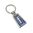 Elegant Metal Keychain - Shiny metal keychain