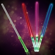 Multi-Color LED Sword - Light up Space age looks with our Multi Color LED Sword with your own imprint for the perfect promo item
