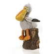 "12"" Marshmallow Pelican"