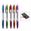 Metallic accented stylus pen