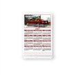 """Memo Board - 5 1/2"""" x 8 1/2"""" Calendar Memo Board - Memo board calendar with dry erase marker, 5 1/2"""" x 8 1/2""""."""