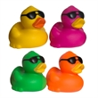 Cool Rubber Duck - Rubber ducks with sunglasses