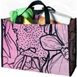 Billboard Fashion Tote - Fashion tote made from recycled billboards.