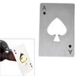 Poker Card Shaped Bottle Opener