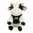 """6"""" Lil' Cow with vest and one color imprint"""