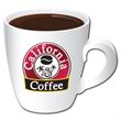 Coffee Mug Shaped Full Color Coaster - Make a big lasting impression with these full color process coasters!