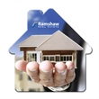 House Shaped Full Color Coaster - Make a big lasting impression with these full color process coasters!