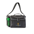 The Edge Cooler - Cooler bag with adjustable shoulder strap and 8 can capacity.