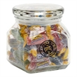 Jolly Ranchers in Small Glass Jar - Small Glass Jars Filled With Jolly Ranchers