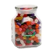 Standard Jelly Beans in Large Glass Jar