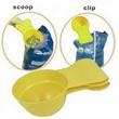 Pet Cup Scoop with Clip - Pet Cup Scoop with Clip.