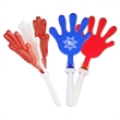 Extend A Joy Hand Waver - Classic hand clapper noisem aker. Simulates hands clapping. Great for cheering or applauseof  any kind.