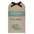 Fish & Seafood Spice Packet - Customizable packet filled with 0.7 oz. of fish and seafood seasoning spices.