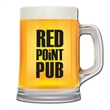 Beer Mug Shaped Full Color Coaster - Make a big lasting impression with these full color process coasters!