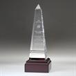 """Award-Grooved Oblisk 8"""""""