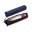 Tube Cooler Bag - Three pack insulated tube cooler with one main zipper.