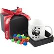 Gift Box with Mug & M&M's