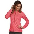 Women's Golf Jacket - Long sleeve full zip jacket with zip hand pockets and open cuff and botthem hem.  For additional colors visit antigua.com.