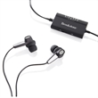 Brookstone(R) Active Noise Cancelling Earbuds
