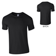 Gildan Softstyle Semi-Fitted Adult T-Shirt - Colors