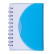 Small Spiral Curve Notebook
