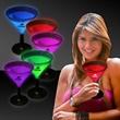 9 oz. Light Up Glow Martini Glass